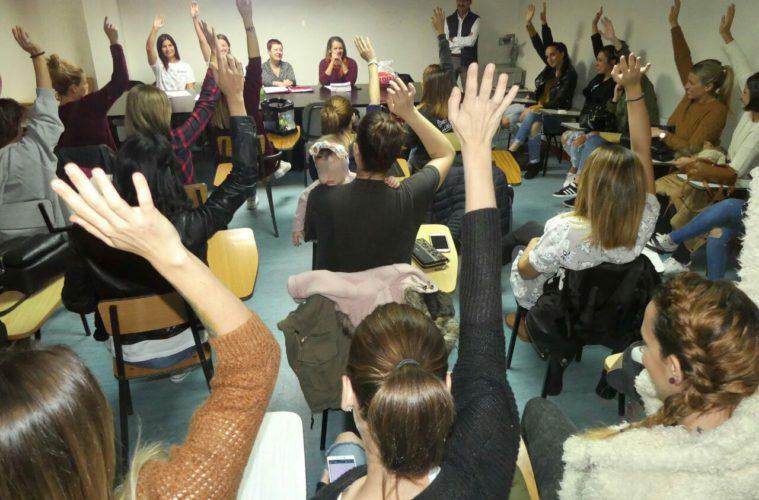 Lo sciopero femminista e di classe for Costo seminterrato di sciopero