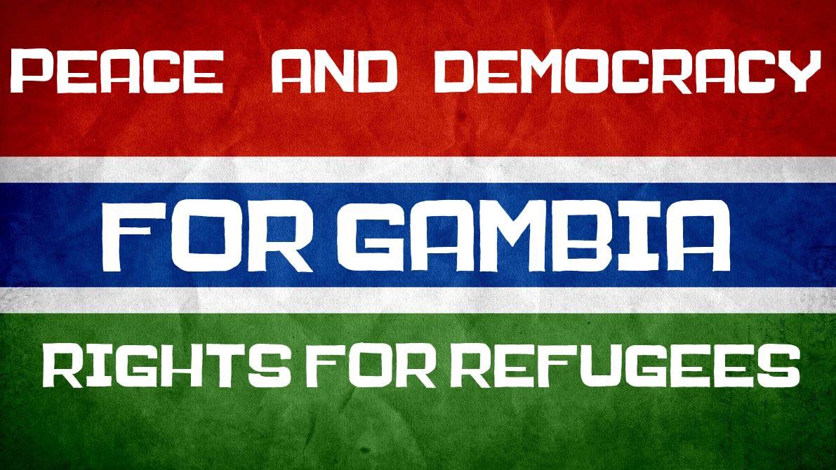 www.communianet.org || Pace e democrazia per il Gambia! Diritto di ...