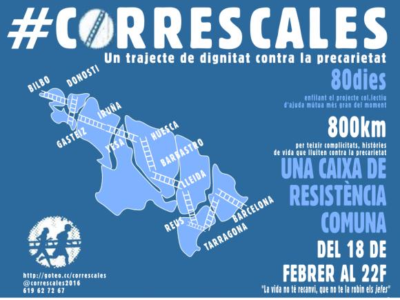 Correscales: il più grande progetto di crowdfunding sociale in Spagna