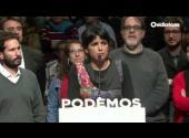Rueda prensa completa de Teresa Rodríguez tras los resultados de las elecciones del 22M
