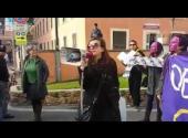 #25N Giornata contro la violenza sulle donne. Azione di Io Decido al Policlinico